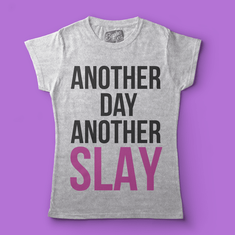 "T-Shirt RPDR - All Stars 3: Bebe Zahara Benet ""Another Day Another Slay"""