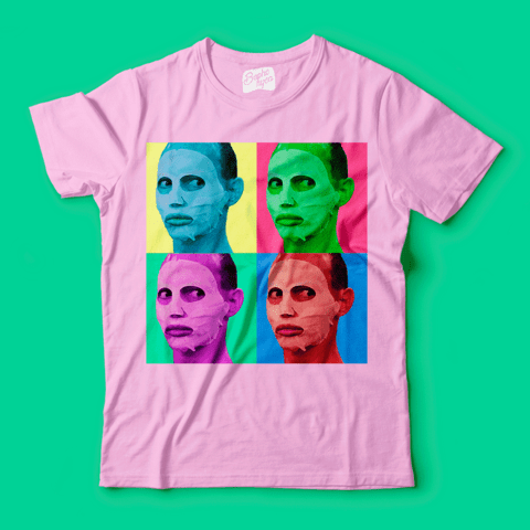 Camisa RPDR - All Stars 2: Alyssa Edwards - Pop Art - comprar online
