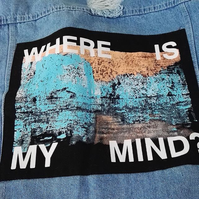 Imagem do Where Is My Mind Jacket