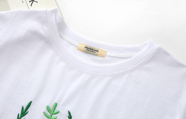 Camiseta Plants - Vittie Store