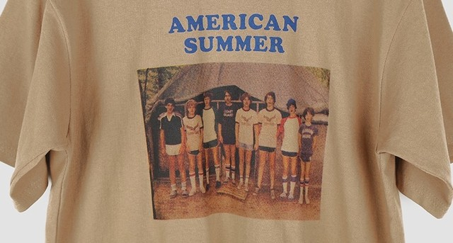 American Summer Shirt na internet