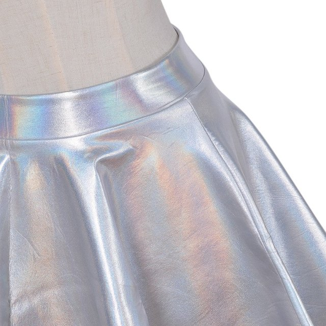 Hologram Skirt na internet