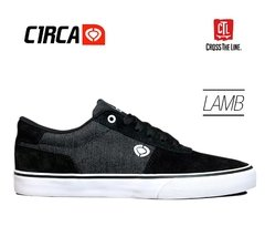 ZAPATILLAS CIRCA LAMB 2.0 BLACK