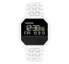 RELOJ NIXON RE-RUN ALL WHITE 38MM