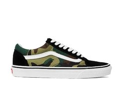 ZAPATILLAS VANS OLD SKOOL CAMO KIDS