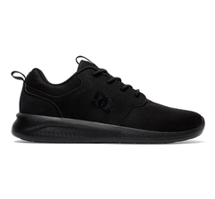 ZAPATILLAS DC MIDWAY SN VN (BLK)