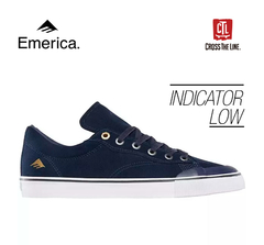 ZAPATILLAS EMERICA INDICATOR NAVY