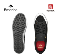 ZAPATILLAS EMERICA INDICATOR BLACK - comprar online