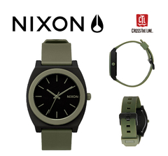 RELOJ NIXON GREEN MATE 40 MM