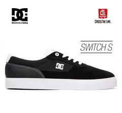ZAPATILLAS DC SWITCH (BKW)
