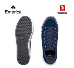 ZAPATILLAS EMERICA INDICATOR NAVY - comprar online