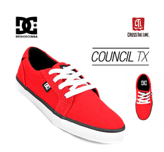 ZAPATILLAS DC COUNCIL TX CHI