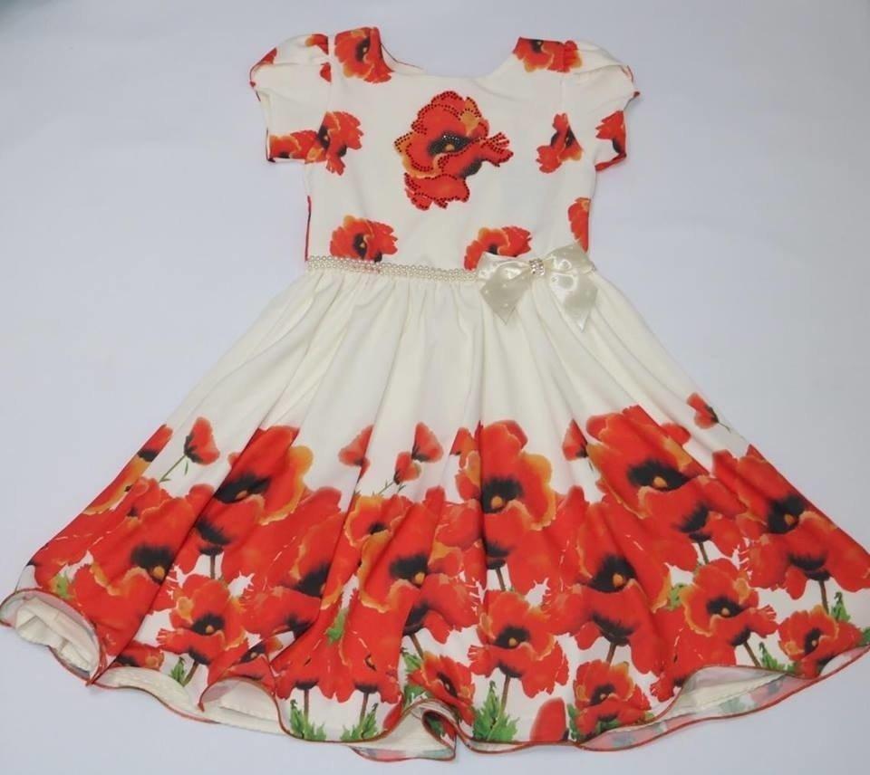 acb876a97 Vestido Midi Flores - Comprar em Boutique dos Pequenos