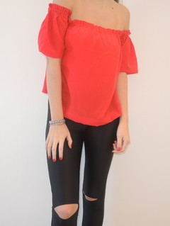 Camisa Helena Red