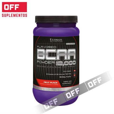 BCAA 12000 457GRS - ULTIMATE NUTRTITION