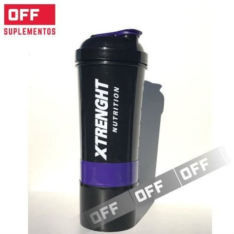 XTRENGHT SHAKER 3 EN 1  500ML - XTRENGHT NUTRITION