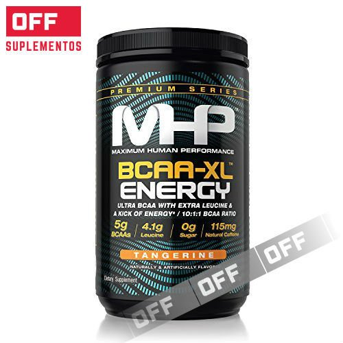 BCAA XL ENERGY - 300GRS - MHP