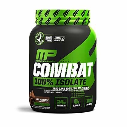 COMBAT 100% ISOLATE 2 LBS - MP
