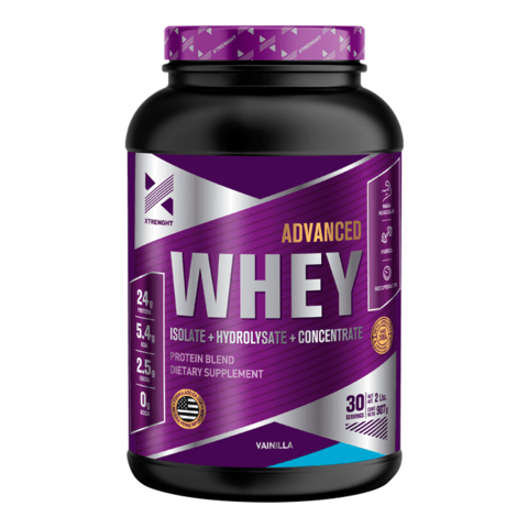 ADVANCED WHEY PROTEIN 2LBS - XTRENGHT