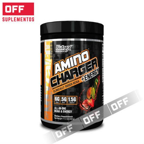 AMINO CHARGER +HYDRATION 360GRS - NUTREX