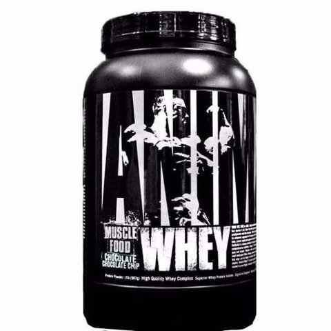 ANIMAL WHEY 2 Lbs - UNIVERSAL NUTRITION