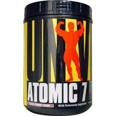ATOMIC 7 0.92 LBS / 412 Grs - UNIVERSAL NUTRITION