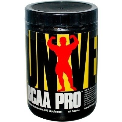 BCAA PRO 100 Caps - UNIVERSAL NUTRITION