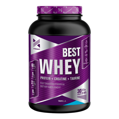 BEST WHEY PROTEIN 2LBS - XTRENGHT