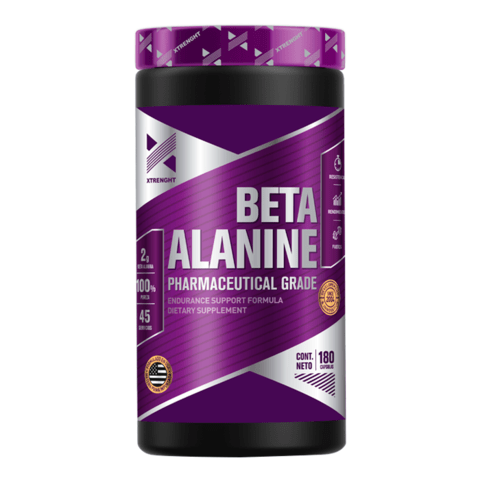 BETA ALANINE 180 caps - XTRENGHT