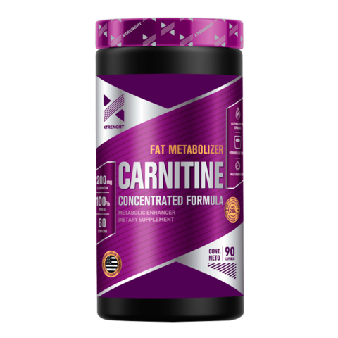 CARNITINE 90 caps - XTRENGHT