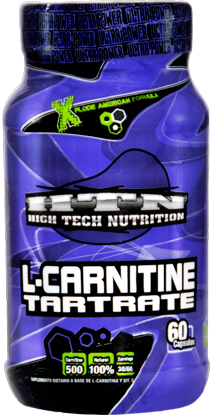 L-CARNITINE TARTRATE 60 Caps - HTN