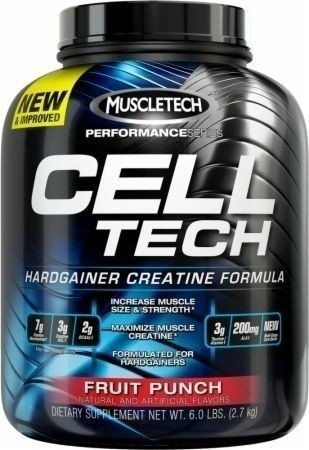 CELL TECH PERFORMANCE SERIES - 3 LBS - MUSCLETECH