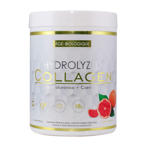 Hydrolyzed Collagen en Polvo - Age Biologique