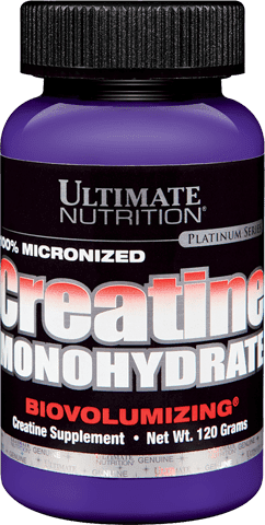 CREATINE MONOHIDRATO 300 Grs - ULTIMATE NUTRITION