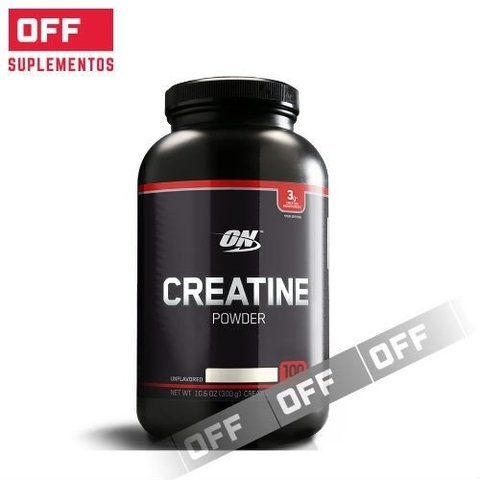 Creatina 300Grs Black Line - ON.
