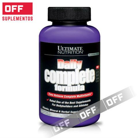 Daily Complete Formula  180Tabs - Ultimate Nutrition