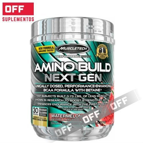 Amino Build Next Gen - 30sv - Muscletech