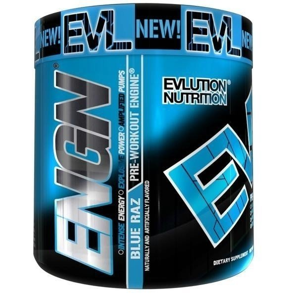 EVL PRE WORKOUT x 252Grs (30 Servicios) - EVOLUTION NUTRITION