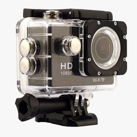 CÁMARA DEPORTIVA A1 FULL HD 1080P - ACTION CAMERA