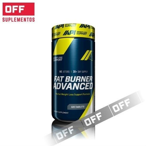 FAT BURNER ADVANCED X 120 TABLETAS - API