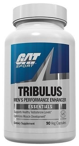 TRIBULUS ESSENTIAL 90 VEGETABLE CAPSULAS - GAT