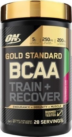 GOLD STANDARD BCAA - 280 GRS. 28 SERVICIOS - ON