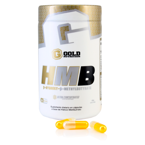 HMB 60caps - Gold Nutrition