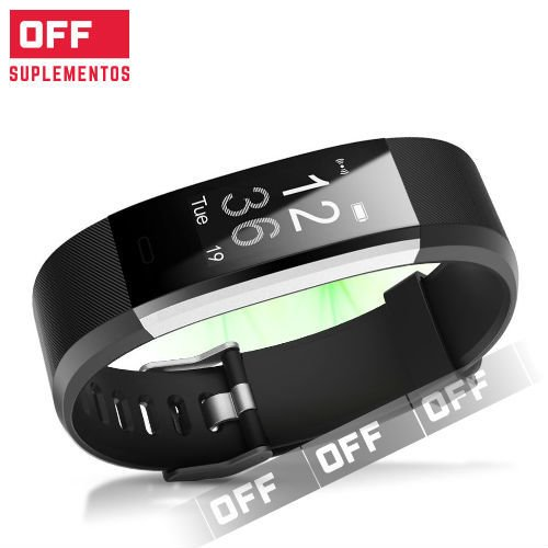 FITNESS TRACKER - ID115 PLUS HR - RELOJ INTELIGENTE