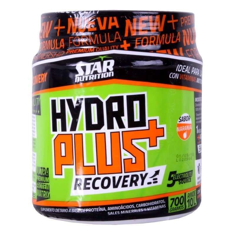 HYDROPLUS RECOVERY - 700 GRS - STAR NUTRITION