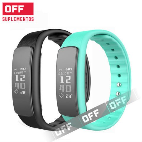 RELOJ INTELIGENTE ROLL BAND - IWOWN FIT