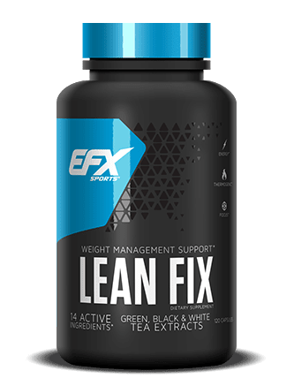 LEAN FIX 120Caps - EFX SPORTS