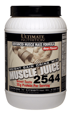 MUSCLE JUICE 2544 - 4,96 LBS. - ULTIMATE NUTRITION