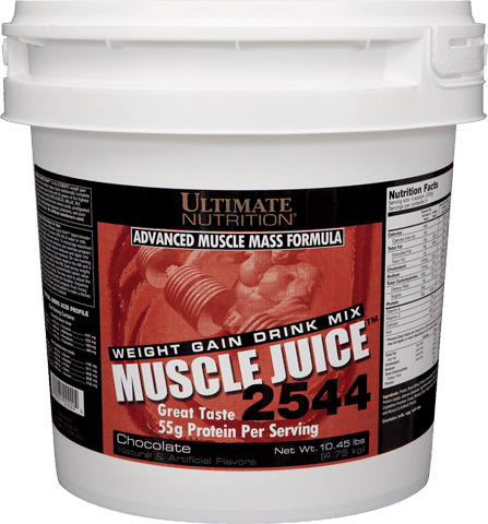 MUSCLE JUICE 2544 - 13,2 LBS. - ULTIMATE NUTRITION