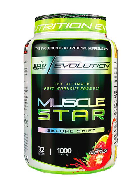 MUSCLESTAR 1Kg - STAR NUTRITION